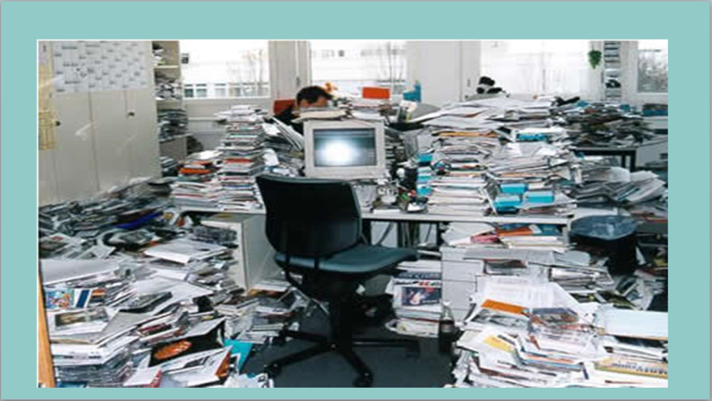 Hoarders & Biggest Losers (Your Pre-Certification
