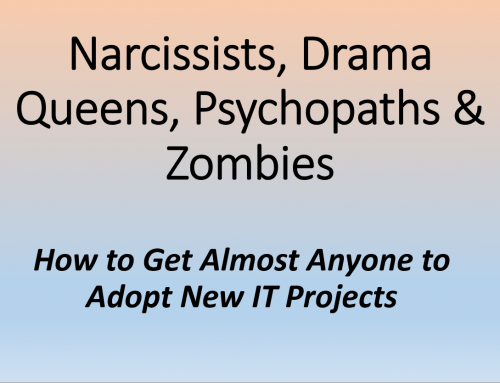 Narcissists, Drama Queens & Psychopaths
