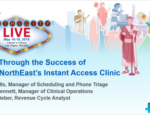 Cycle Through the Success of Ortho NorthEast's Instant Access Clinic