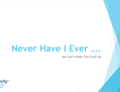 Precert – Never Have I Ever….